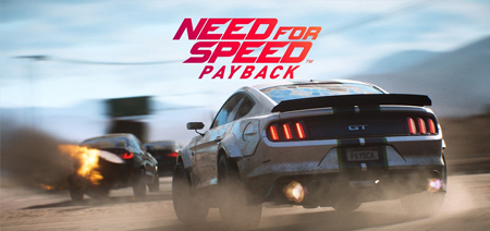 Аккаунт Need for speed Payback