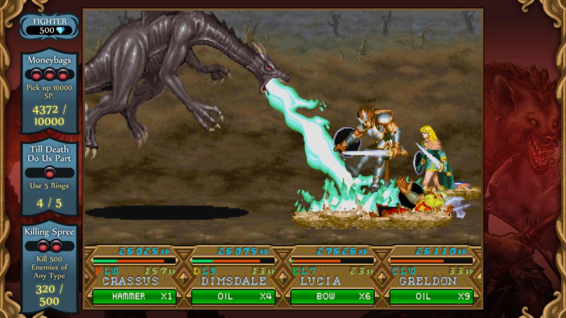 DUNGEONS & DRAGONS: CHRONICLES OF MYSTARA LICENSE
