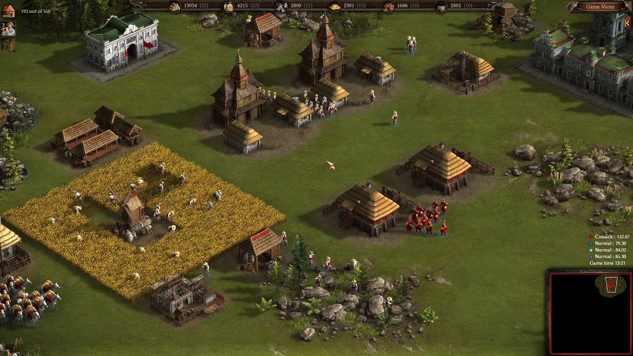 Cossacks 3 Complete Experience (Steam KEY/Region free)