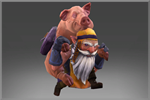 Unusual Porcine Princess Penelope DOTA 2
