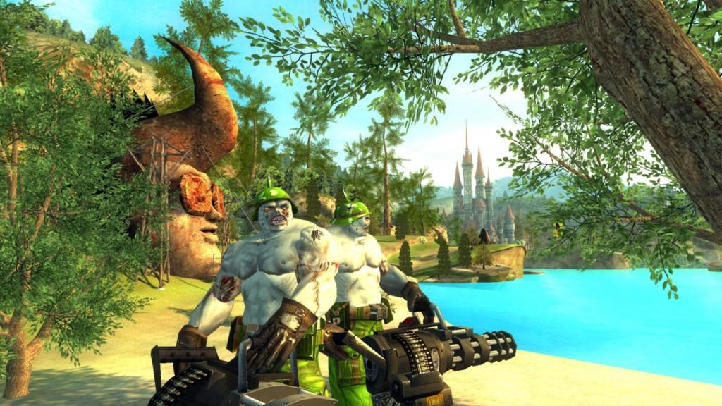 Serious Sam 2 (Steam Gift / Region Free)