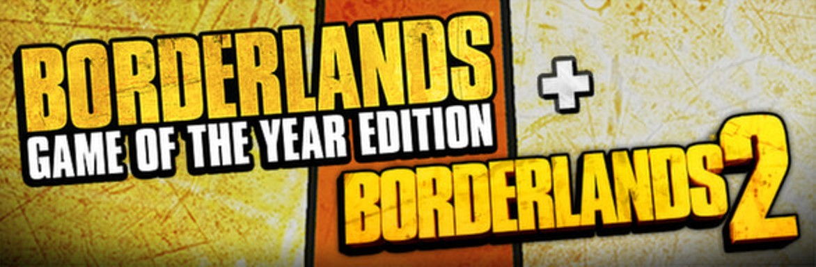 Borderlands 2 + Borderlands GOTY  (Steam Gift /CIS+ROW)
