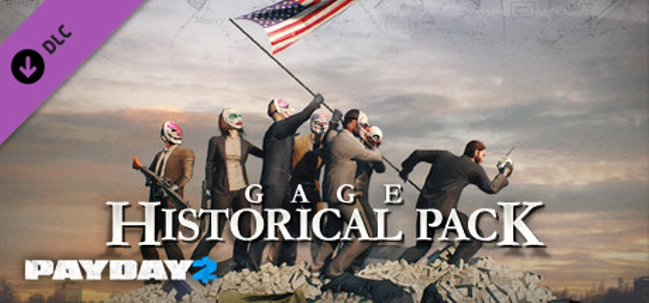 PAYDAY 2: Gage Historical Pack (Steam Gift / RU+CIS)