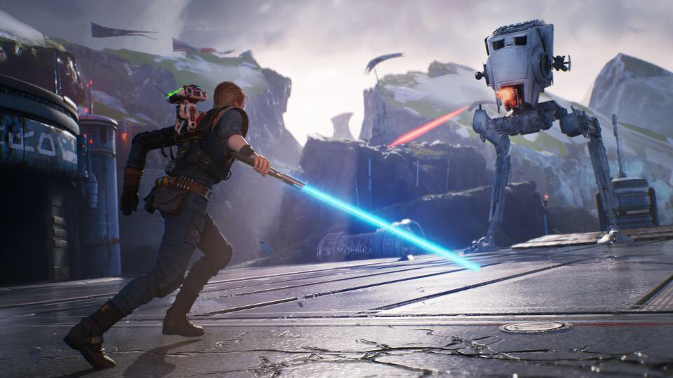 STAR WARS JEDI: FALLEN ORDER (ORIGIN)