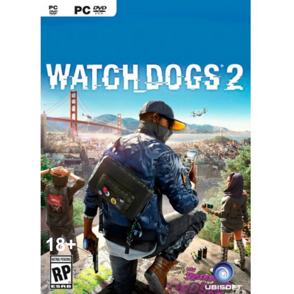 Watch Dogs 2 Deluxe Edition Digital PC Game