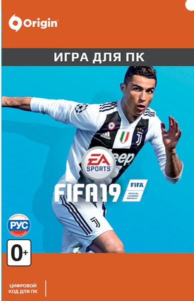 FIFA19 Origin The digital version of the game PC EA For
