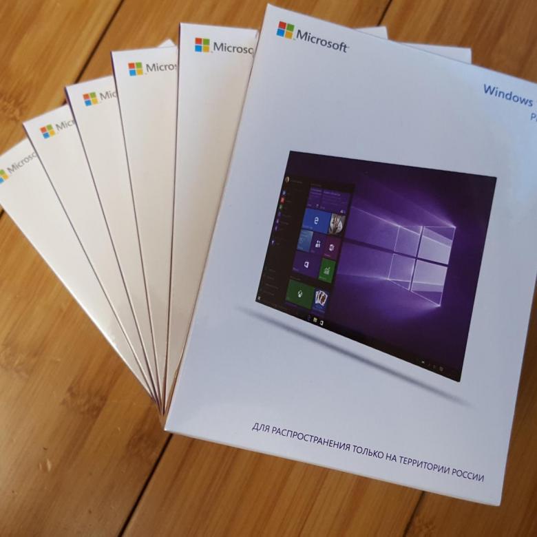 Windows 10 Pro 32/64 Retail Распродажа!