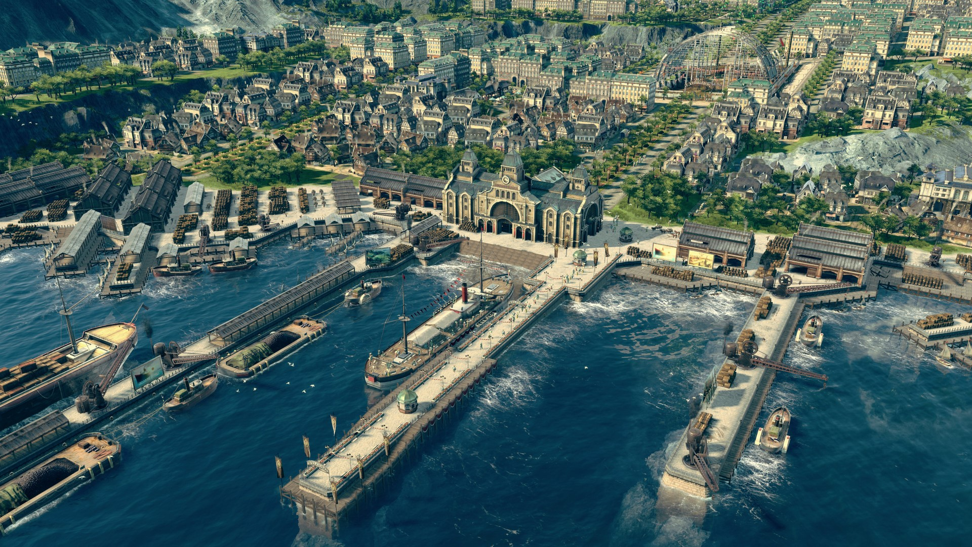 Buy Anno 1800 Complete Edition All Dlc Lifetime Rus And Download