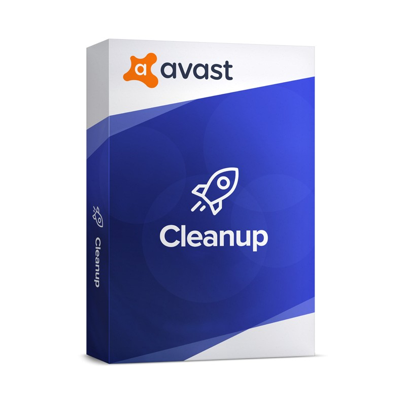 AVAST CLEANUP FOR 1 YEAR
