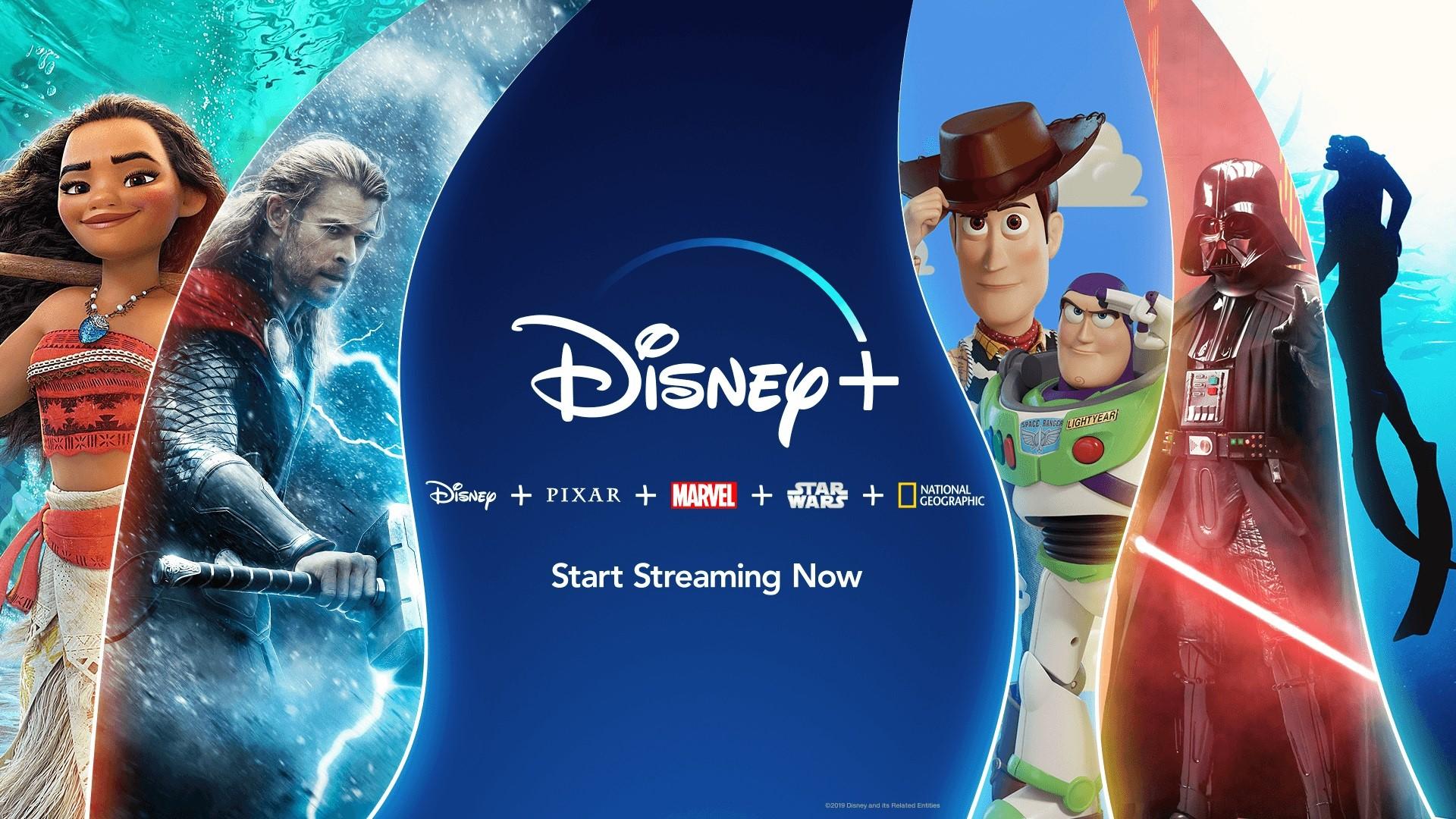 Disney Plus+