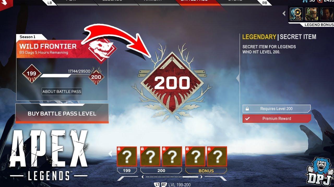 Фотография apex legends 200 +  lvl гарантия новый сезон
