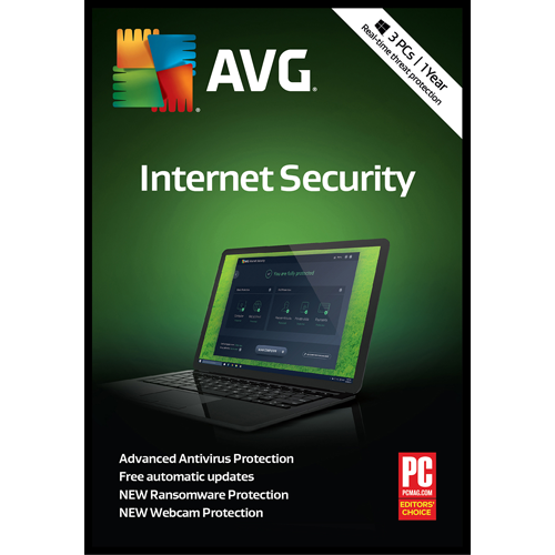 AVG Internet Security 2020 KEY FOR 2 YEARS 2 DEVICES