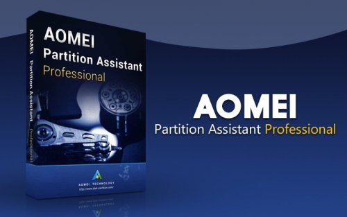 AOMEI Partition Assistant Pro LIFETIME LICENSE