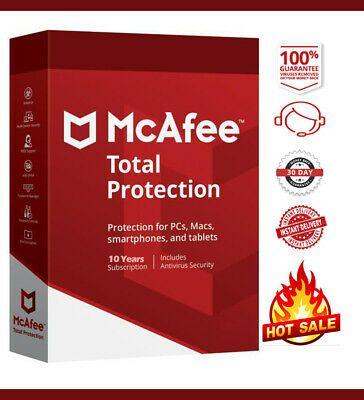 Фотография mcafee total protection 2020 на 1 год