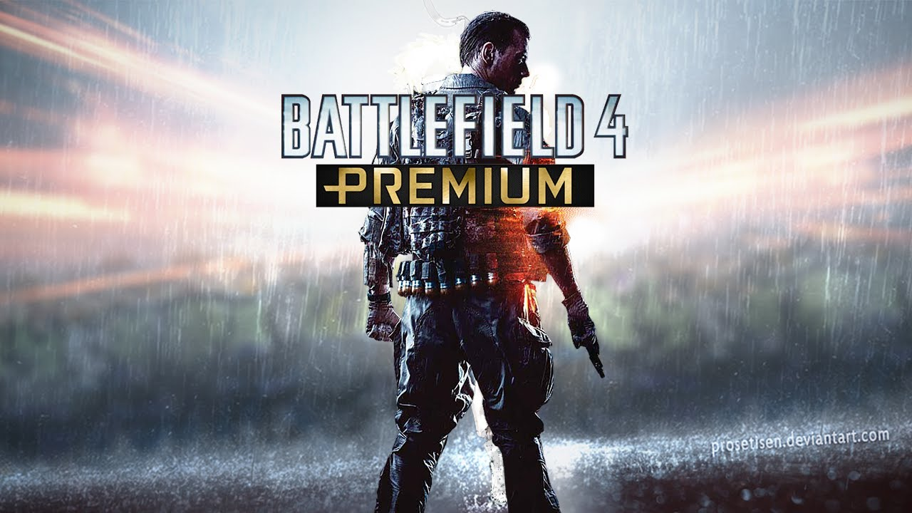 Battlefield 4 Premium Edition LIFETIME WARRANTY