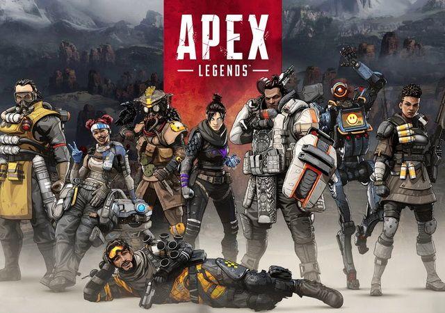 Фотография apex legends 150+  lvl гарантия новый сезон