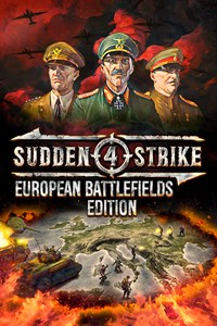 Sudden Strike 4 -European Battlefields Edition Xbox One
