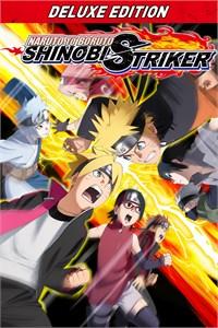 NARUTO TO BORUTO: SHINOBI STRIKER Deluxe Xbox One