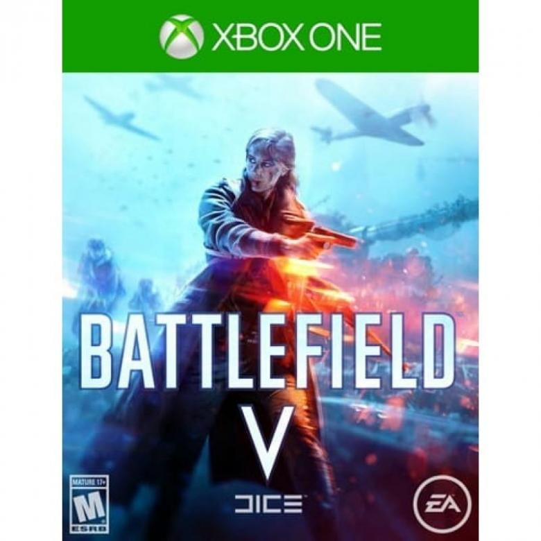Battlefield 5 Delux Edition Xbox One