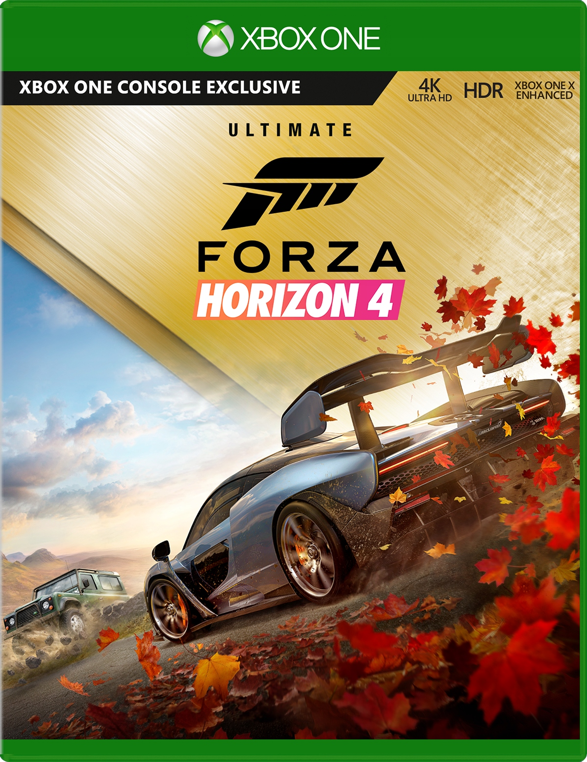 Forza horizon 4 Ultimate Edition Xbox One