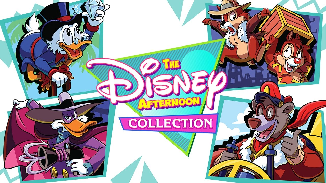 Disney Afternoon Collection Xbox One