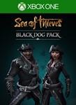 Sea of Thieves Black Dog Pack WINDOWS 10/XBOX One DLC