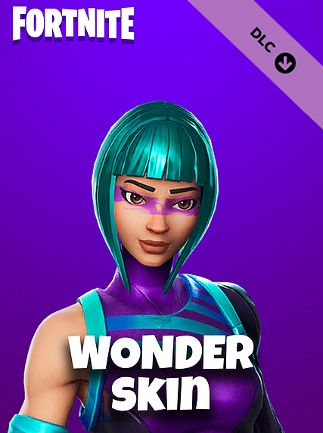 🔥 Fortnite 🔥 WONDER OUTFIT KEY + 🔥GIFT🔥 REGION FREE