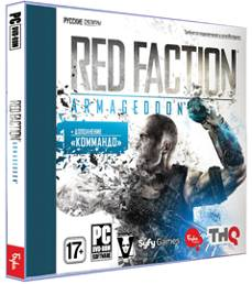 "Red Faction: Armageddon + complement ""Commando"" (BEECH)"