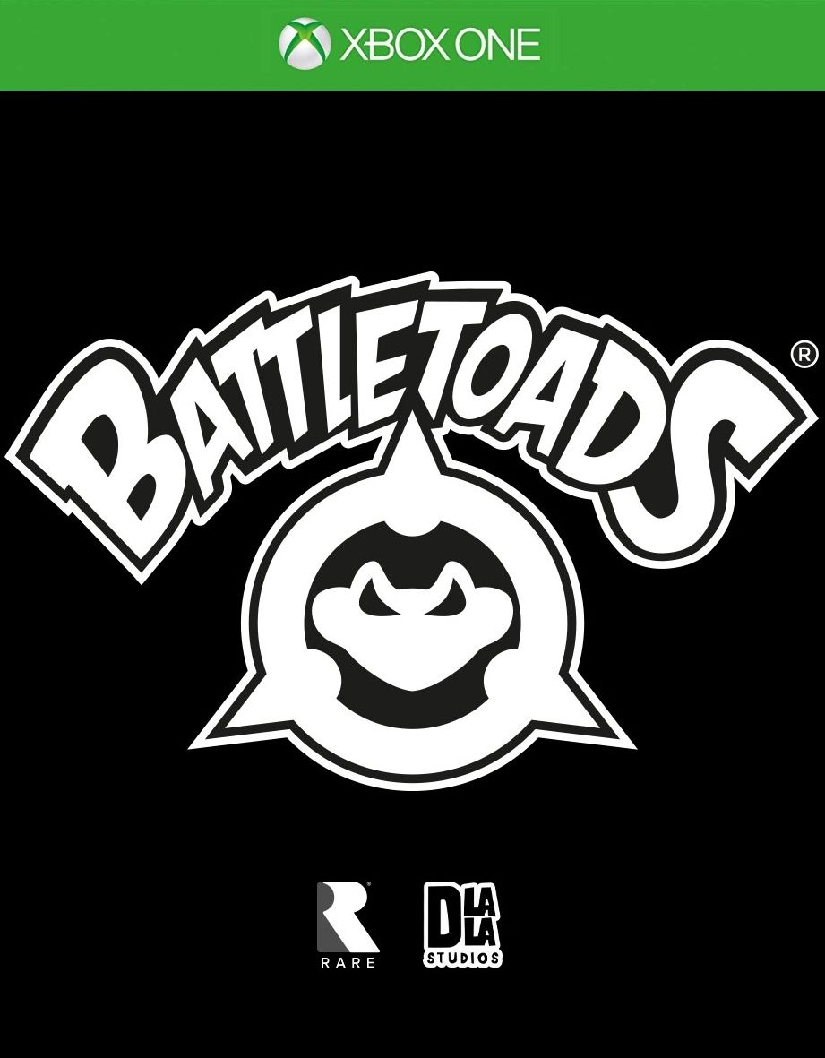Battletoads Xbox one