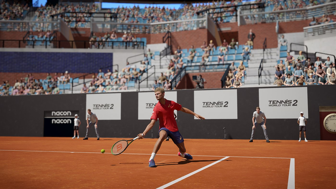 Tennis World Tour 2 Xbox one