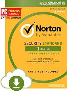 Norton Security Standard 2020 - 1 PC - 1 ГОД ключ