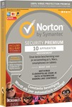 Norton Security Premium 90 дн.10 ПК (не актив)PayPal