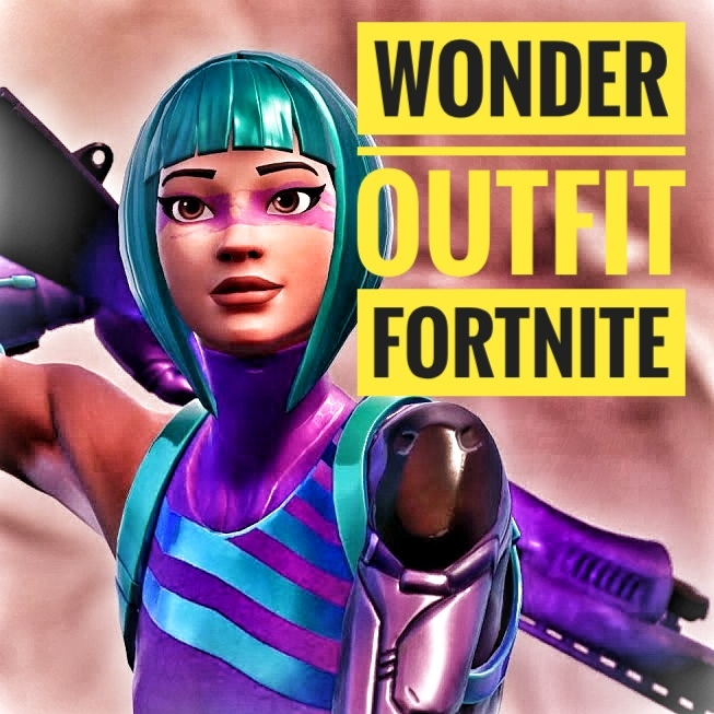 Wonder outfit Skin From HONOR 20