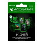 Xbox Game Pass - 14 дней (Xbox One) Продление