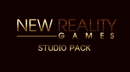 New Reality Studio Pack 39 Games with Trading Cards ✅