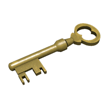 Key Mann Co. Supply Crate Key (TF2)