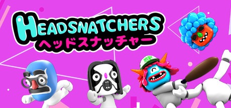Headsnatchers | REGION FREE | Trading Cards Steam