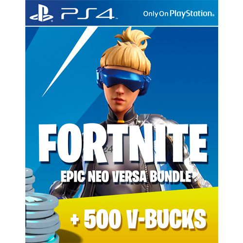 ❤️ FORTNITE СКИН NEO VERSA + 500 V-BUCKS PS4 EU/RU