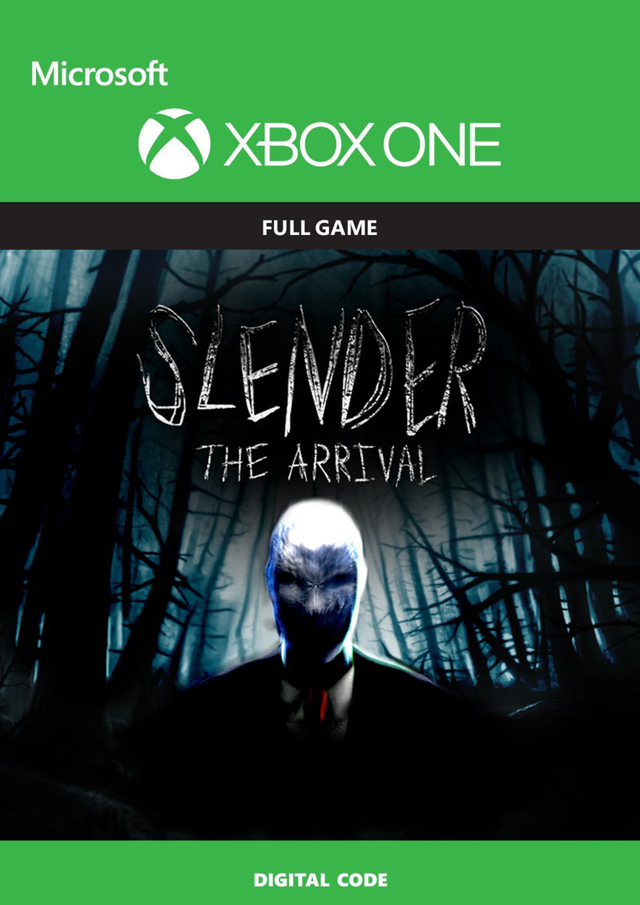 ✅ SLENDER THE ARRIVAL / XBOX ONE / +GIFT🔑Key