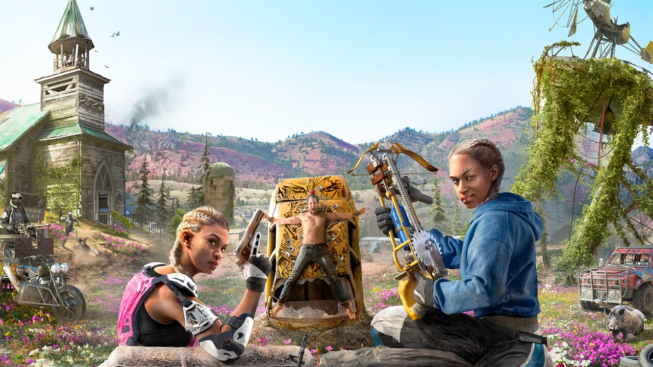 ✅ FAR CRY NEW DAWN /XBOX ONE/ +GIFT 🔑Key