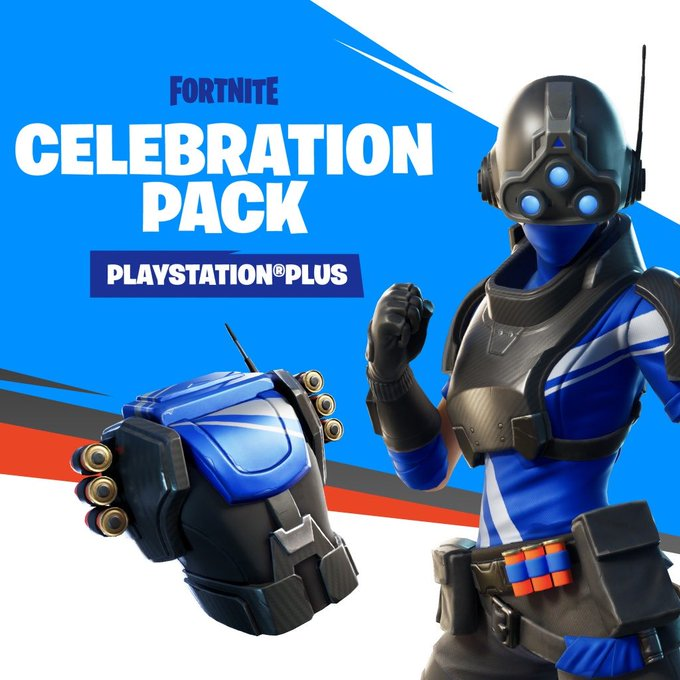 💥 FORTNITE 💥 CELEBRATION PACK 🎄 INDIGO SKIN