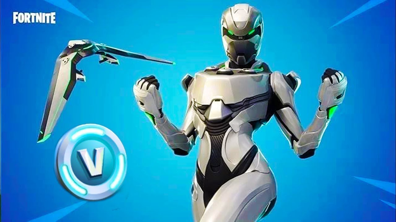 🔥 FORTNITE 🔥 EON SKIN BUNDLE 2000 V-BUCKS ( GLOBAL )