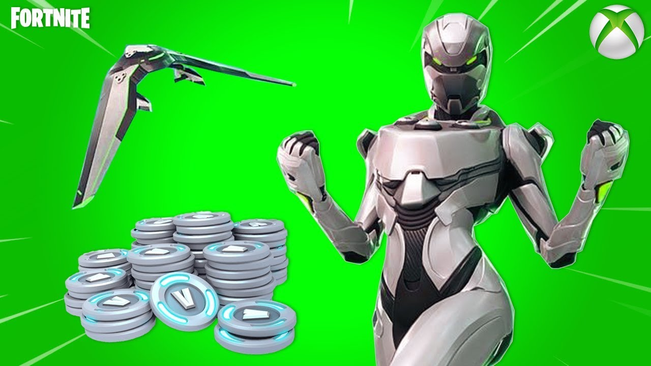 🔥 FORTNITE 🔥 EON SKIN BUNDLE 500 V-BUCKS ( GLOBAL )