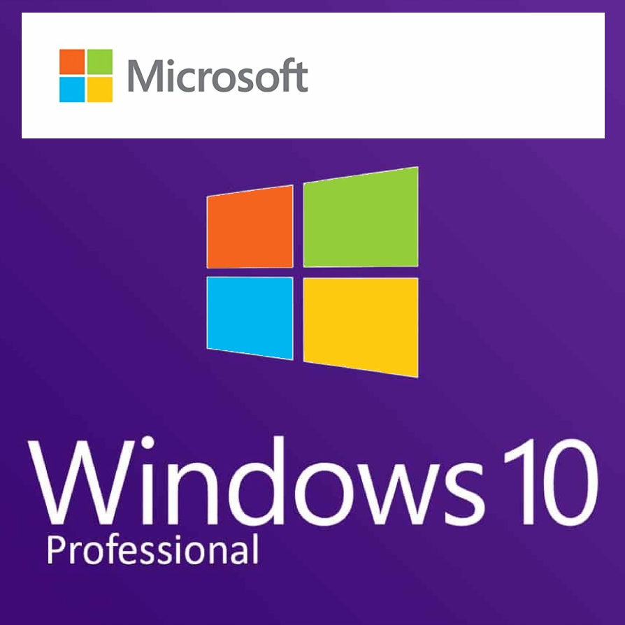 WINDOWS 10 PRO 32/64 RETAIL ORIGIN UNLIMITED WARRANTY