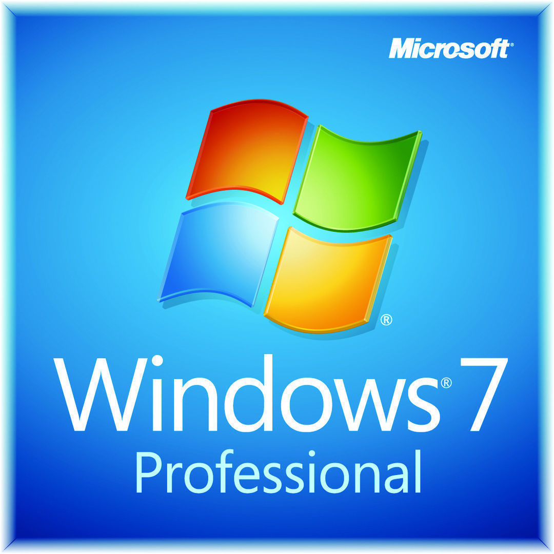 WINDOWS 7 PROFESSIONAL 32/64 BIT GLOBAL ORIGIN WARRANTY