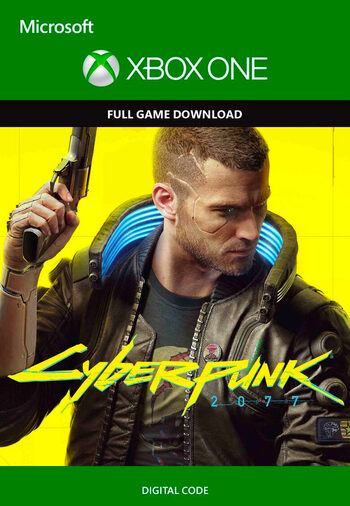 Cyberpunk 2077 XBOX ONE / SERIES X | S KEY 🔑