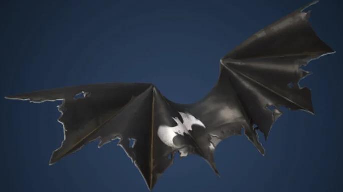 Фотография [ fortnite ] batman zero wing glider