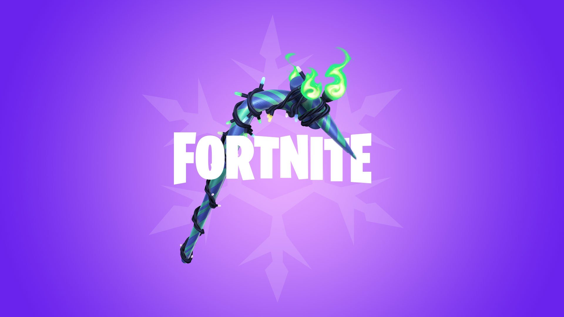 🎄FORTNITE🎄⭐MINTY PICKAXE⭐ GLOBAL +BONUS