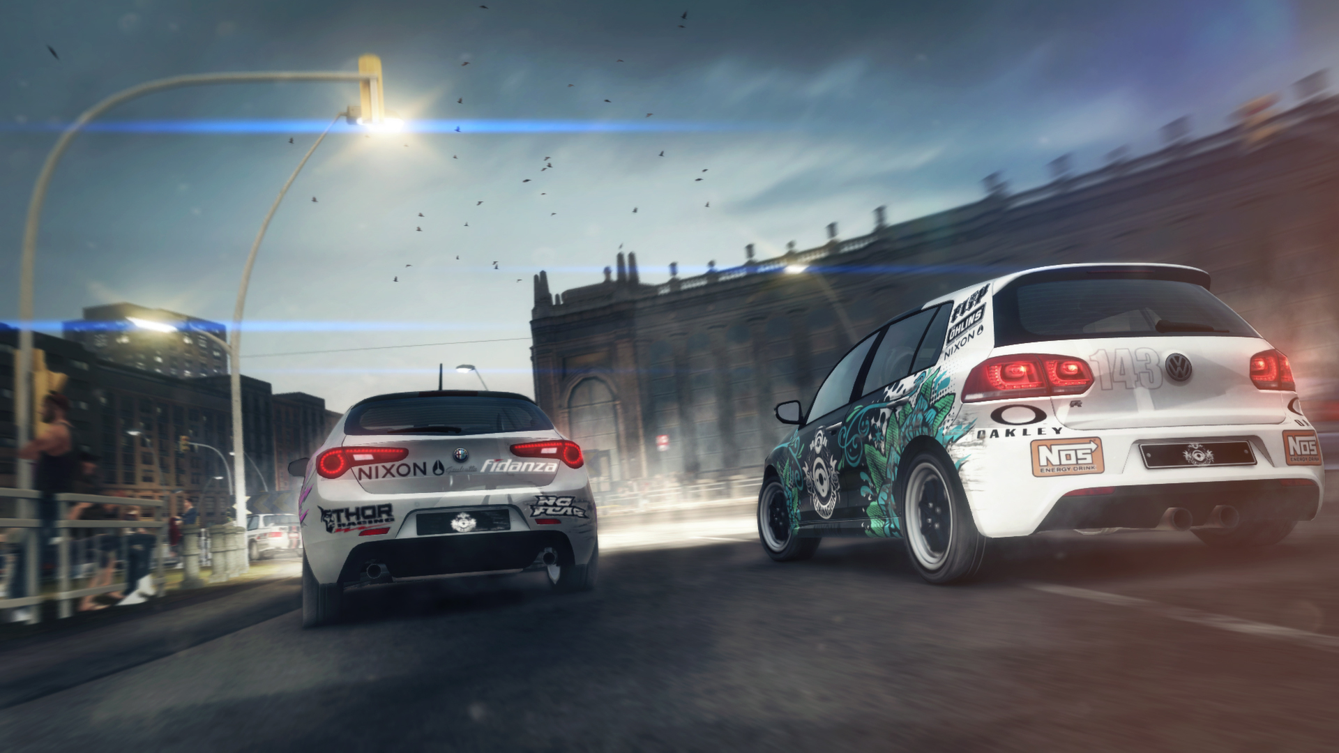 GRID 2 (STEAM KEY/REGION FREE)
