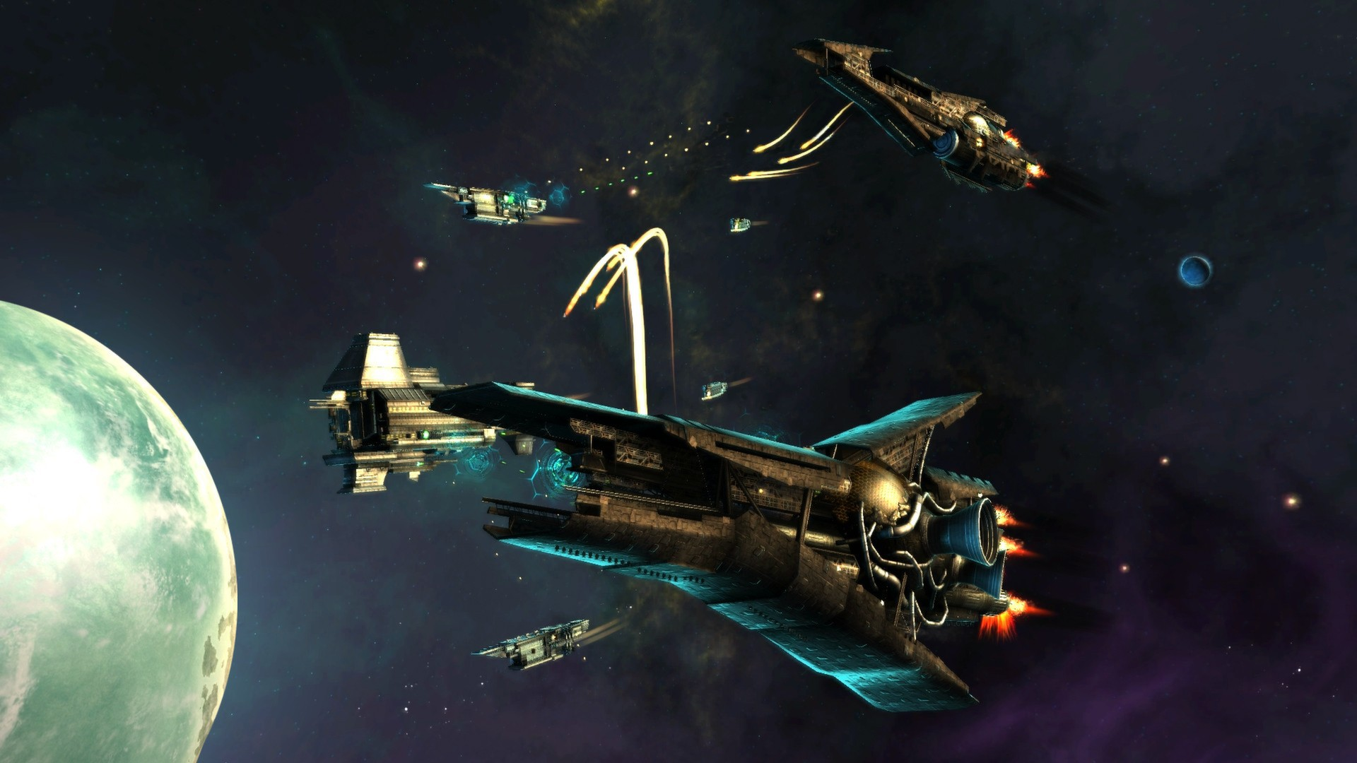 Endless Space® - Collection (STEAM KEY/REGION FREE)